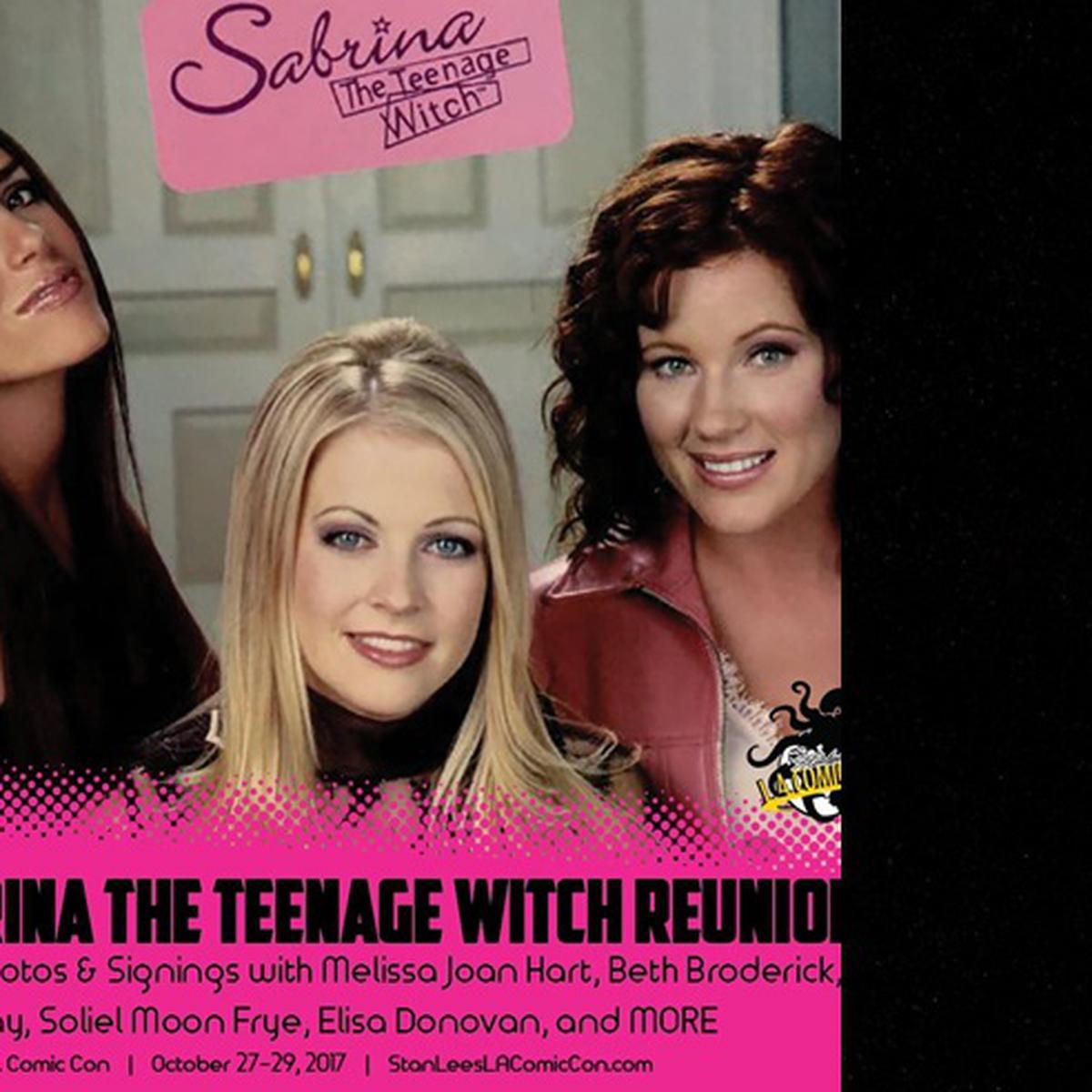 Instagram El Elenco De Sabrina La Bruja Adolescente Se Reunio 14 Anos Despues Fotos Tvmas El Comercio Peru Sabrina, the teenage witch (1996). elenco de sabrina la bruja adolescente