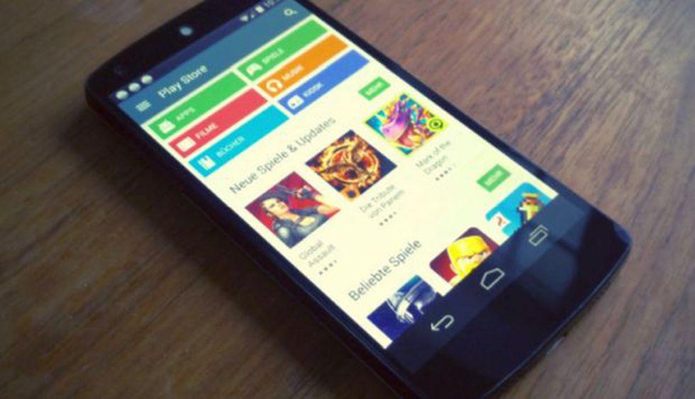 Google Play brinda ofertas con motivo del Black Friday. (Foto: Flickr)