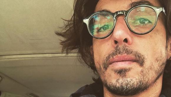 El actor reconoció que sus adicciones lo estaban hundiendo en su vida personal y profesional por lo que tomó el valor de dejarlas y lo logró. (Foto: Alberto Guerra / Instagram)