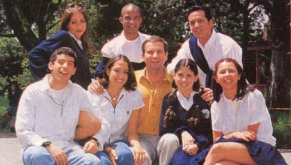 Francisco, el matemático, fue una exitosa telenovela colombiana que se emitió desde 1999 a 2004 (Foto: RCN)
