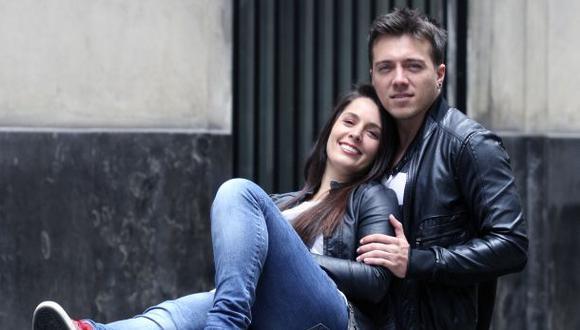 Yiddá Eslava habla de planes de boda e hijos con Julián Zucchi