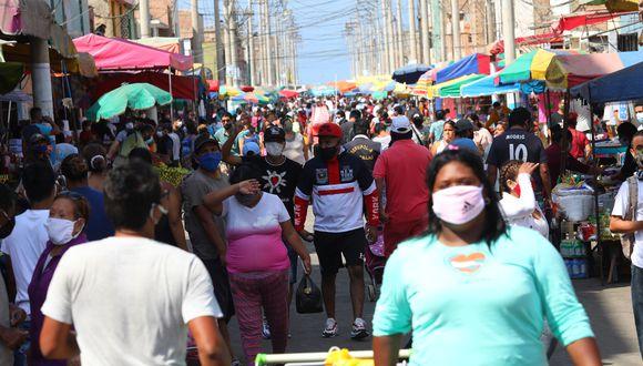 Los casos de coronavirus aumentan en el país. (Foto: Gonzalo Córdova)