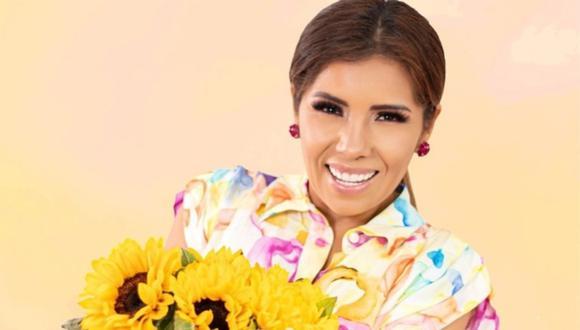 Susan Ochoa estrenó su segundo álbum. (Foto: @susanochoamusica)