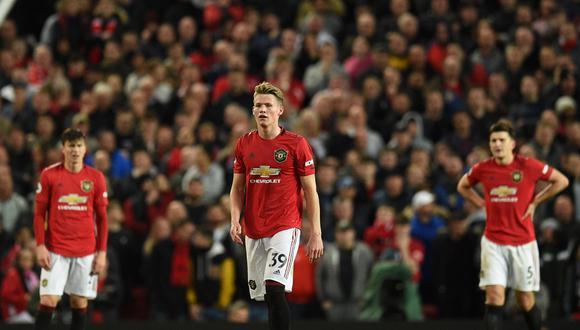 Manchester United ha perdido la identidad en el último tiempo   Foto: AFP