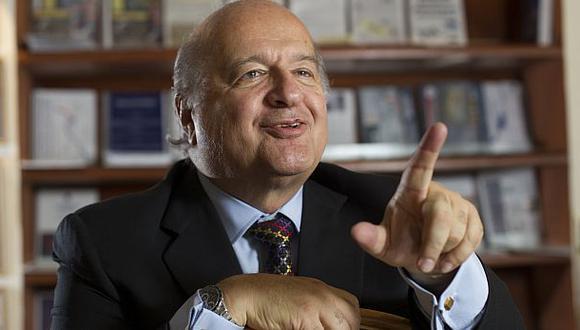 """Hernando de Soto: """"Mario Vargas Llosa está en otro mundo"""""""