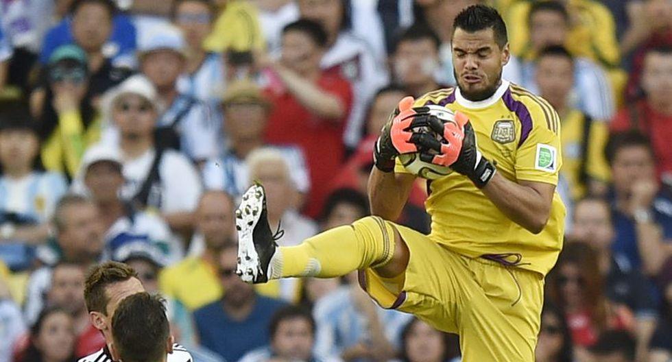 Alemania vs. Argentina: las atajadas más espectaculares - 5