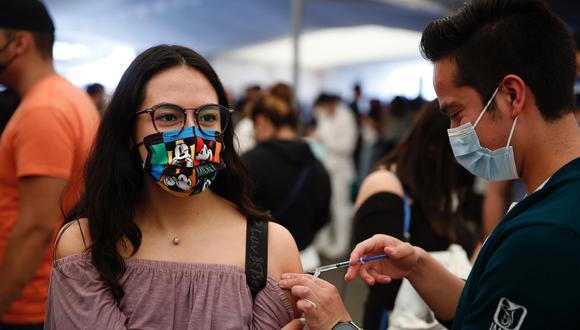 Coronavirus en México   Últimas noticias   Último minuto: reporte de infectados y muertos hoy, miércoles 15 de septiembre del 2021   Covid-19. (Foto: EFE/Carlos Ramírez).