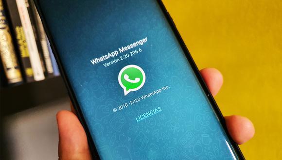 Conoce cómo saber si te han hackeado o no en WhatsApp. (Foto: MAG)