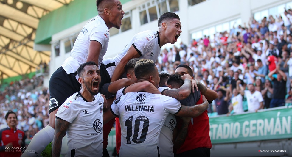 Colo Colo venció a la Universidad de Chile en la final de la Copa Chile | Foto: Colo Colo