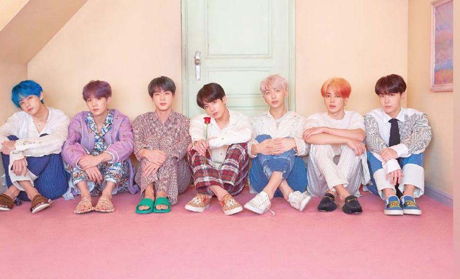 """Esta es la tercera vez consecutiva que BTS es nominado a """"Top Social Artist"""" en los Billboard. (Foto: Difusión)"""