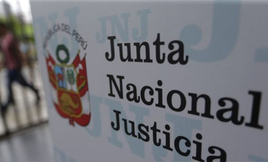 Estman que miembro de la JNJ juren al cargo el 6 de enero de 2020. (Foto: GEC)