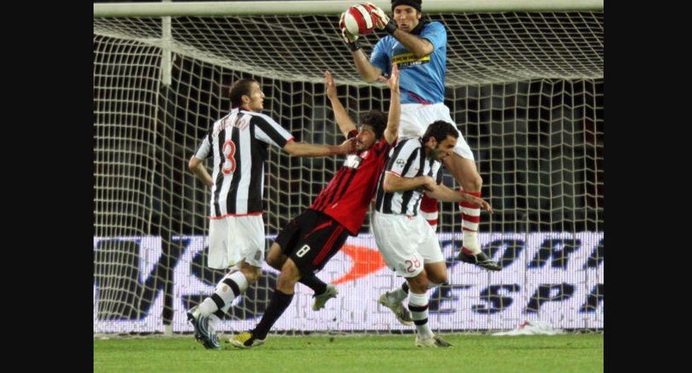 Gianluigi Buffon: el antes y después del mítico golero italiano - 13