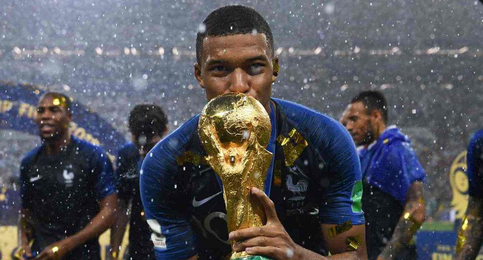 Kylian Mbappé quiere pelear por la medalla de oro en los Juegos Olímpicos Tokio 2020. (Foto: AFP)