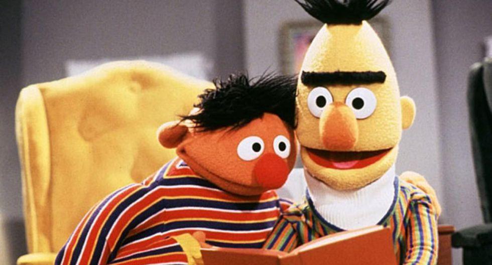Beto y Enrique de Plaza Sésamo. (Foto: The Jim Henson Company)