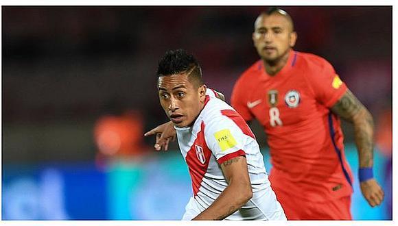 Perú vs. Chile: duelo se jugará el viernes 13 de noviembre en Santiago. (Foto: Agencias)