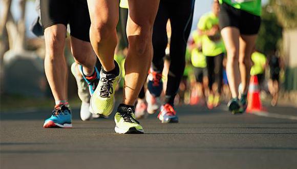 Recuerda llegar una hora antes de la carrera a correr e hidratado  dos.