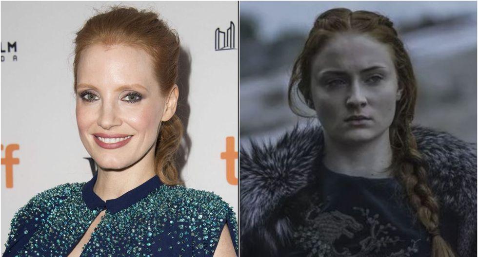 """Jessica Chastain criticó el último capítulo de la serie """"Game of Thrones"""". (Foto: Difusión)"""