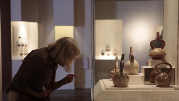 Se podrá ingresar gratis a los museos hasta fin de año. (Foto: Nancy Dueñas)