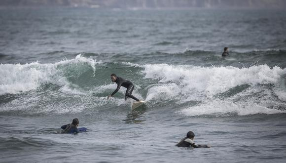 En octubre del presente año, el presidente Martín Vizcarra, anunció que el acceso a las playas solo será de lunes a jueves para evitar que se conviertan en focos de contagio del coronavirus (COVID-19). (Foto: Renzo Salazar/GEC)