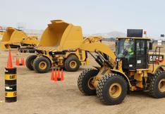 Caterpillar: operadores podrán representar al Perú en torneo mundial   FOTOS