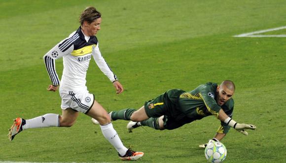 Chelsea y el peculiar saludo a Fernando Torres por su cumpleaños