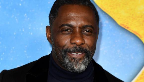 Idris Elba dio positivo en la prueba de despistaje de coronavirus. (Foto: AFP)
