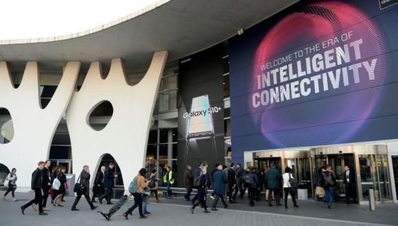 La GSMA ha defendido la continuidad del Mobile World Congress aplicando ciertas medidas de seguridad por el coronavirus. (Foto: AFP)