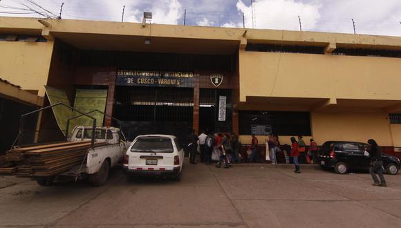 Penal de Quillabamba no registra infectados con COVID-19.