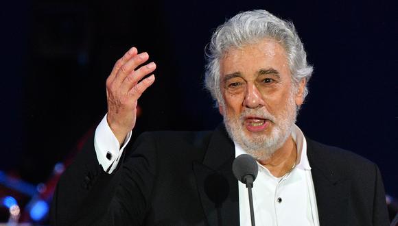 El Premio Batuta le iba a ser otorgado al astro madrileño de 78 años en una gala en Ciudad de México, (Foto: AFP)