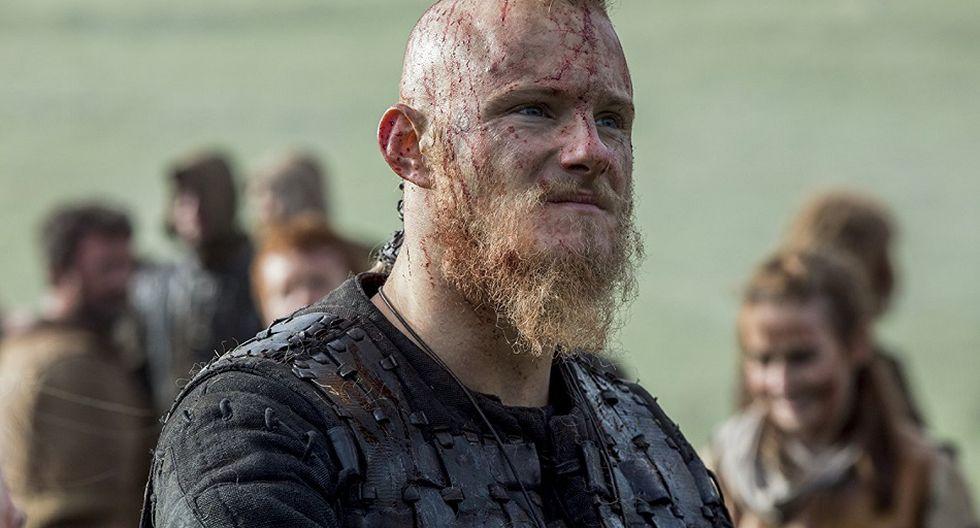 ¿El spin-off de Vikings se centrará en los hijos de Bjorn? (Foto: History)