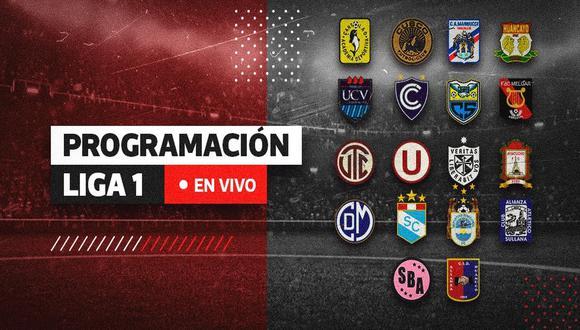 Empezó la temporada 2021 de la Liga 1: programación y resultados de la primera fecha | Diseño: El Comercio