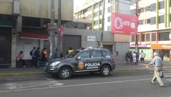 Tacna: sujeto encapuchado dispara a mujer en la cabeza
