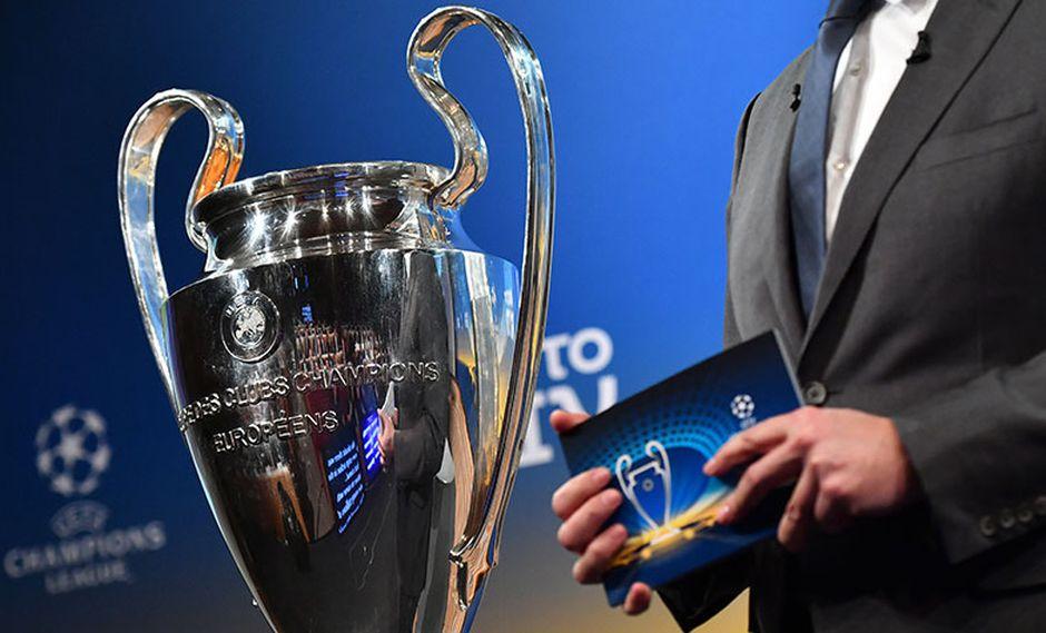 Este viernes desde las 6:00 am. se realizará el sorteo de los cuartos de final y las semifinales por Champions League.