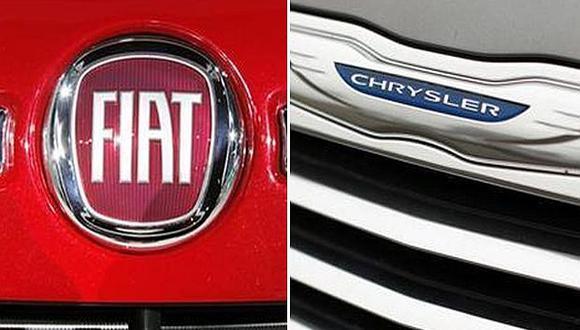Fiat adquirirá el 100% de las acciones de Chrysler por US$3.650 mlls.