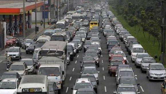 Javier Prado: buses azules compartirán la vía con otras rutas