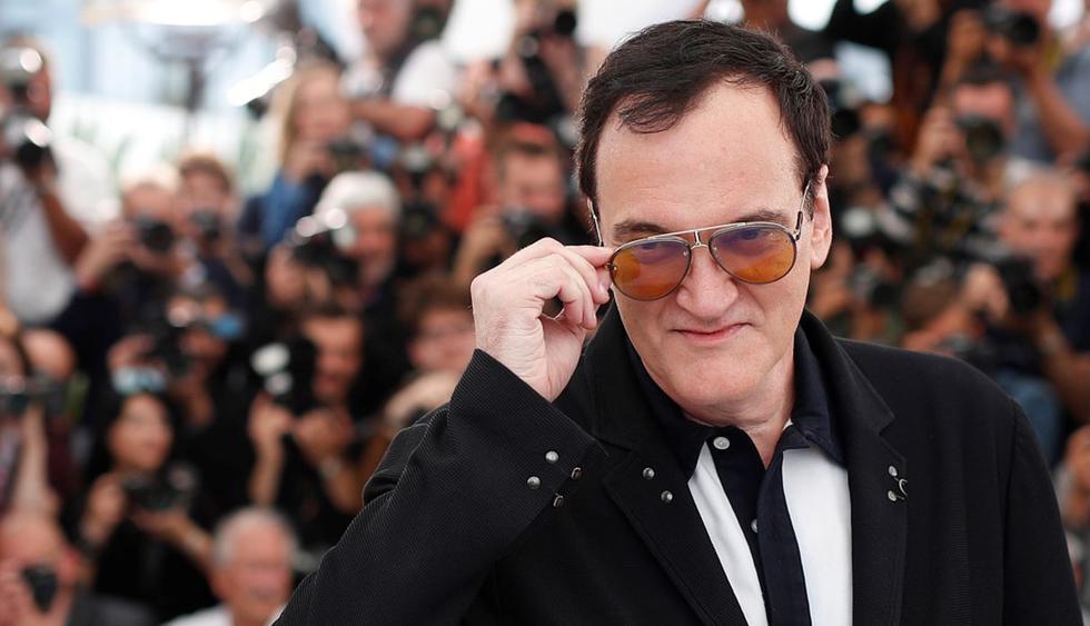 """Quentin Tarantino acaba de estrenar su nuevo film de crimen y misterio """"Once upon a time in Hollywood'. (Foto: EFE)"""