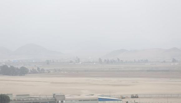 Área descampada de Lurín se convertiría en zona industrial