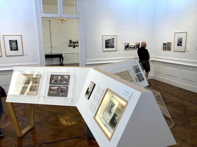 La muestra curada por Mohanna recogía una pequeña parte de un archivo de 14,000 imágenes del geógrafo y fotógrafo portugués, (FOTO: Mayu Mohanna)