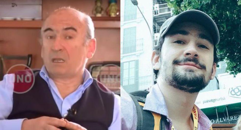 Jorge Enrique (izquierda) y Alejandro fallecieron la anterior semana. (Cortesía de Noticias Uno/Instagram).