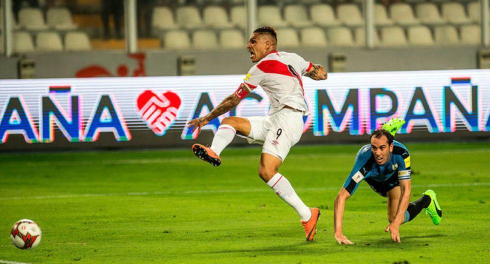 Paolo Guerrero volvería al equipo titular ante Uruguay. (Foto: Agencia)