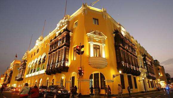 Dos exfuncionarios se coludieron para cobrar una deuda ficticia de 35 millones de soles contra la Municipalidad de Lima. (Foto: Andina)