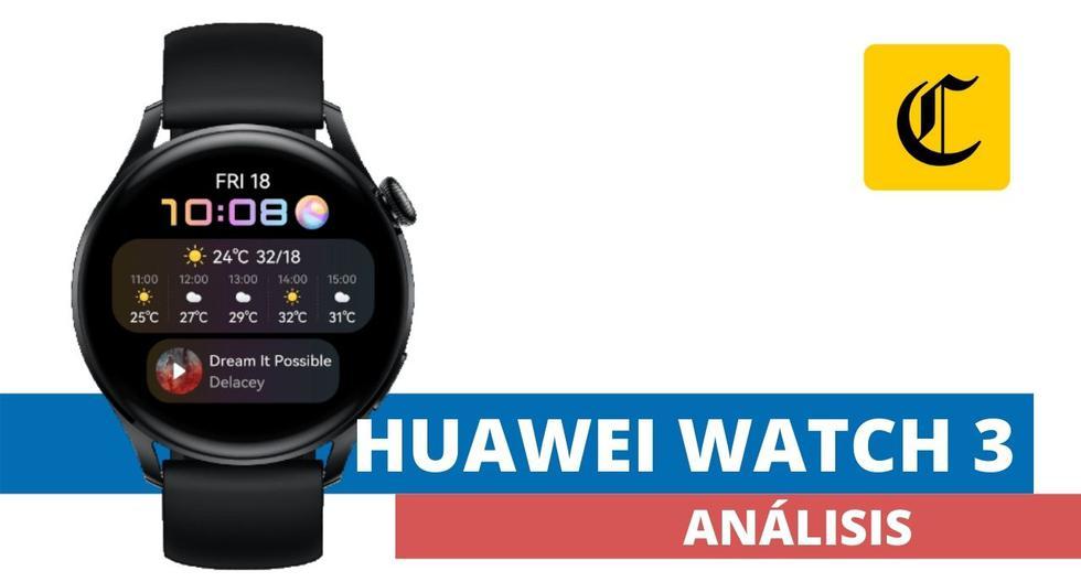 Huawei vuelve a su familia original de relojes inteligentes y ha lanzado el nuevo Huawei Watch 3, que tiene como principal novedad utilizar Harmony OS como su sistema operativo. (El Comercio)