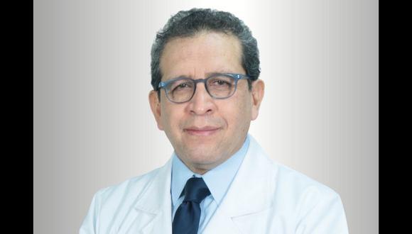 El doctor Henry Gómez Moreno es uno de los investigadores sobre el cáncer más prolíficos del país. Es graduado de la Universidad Nacional de San Agustín de Arequipa. (Foto: INEN)