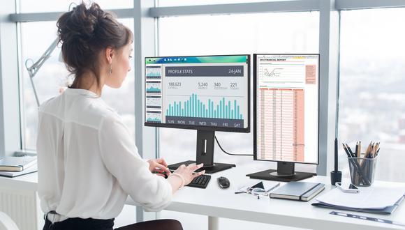 Este 2020, en Perú se venderán alrededor de 750.000 monitores. Incluso, en el mejor de los casos, podría rozar el millón, según ViewSonic.