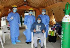 Áncash: reactivarán área COVID-19 del hospital La Caleta de Chimbote ante incremento de casos