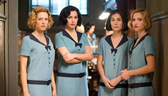 """Netflix libera nuevo adelanto y confirma la fecha de estreno de la cuarta temporada de """"Las chicas del cable"""". (Foto: Netflix)"""
