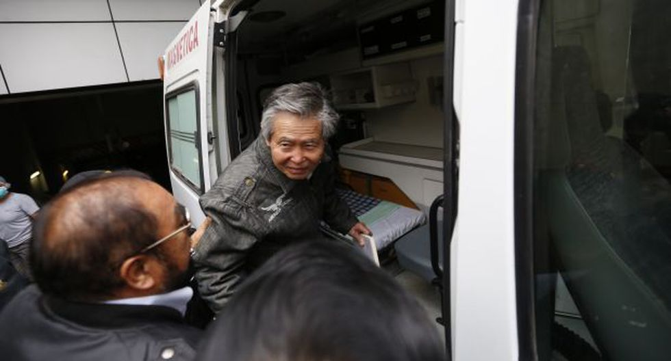 Keiko y Kenji visitarán hoy a Alberto Fujimori en clínica