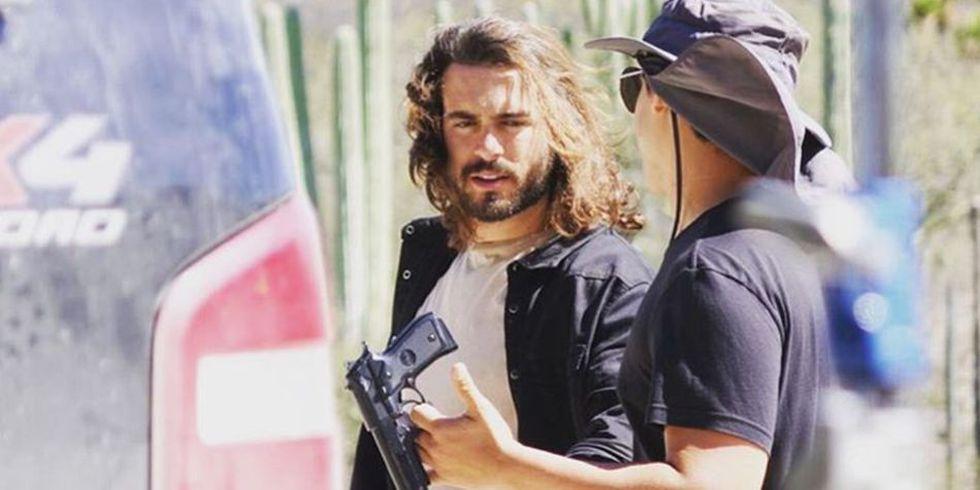Pablo Daniel Lyle López nació el 18 de noviembre de 1986 en Mazatlán, Sinaloa, México. (Foto: Instagram Pablo Lyle)