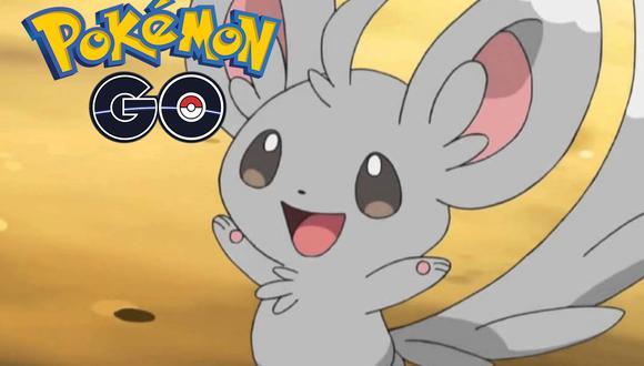 Por el Año de la Rata, Pokémon GO lanzará a Minccino por tiempo limitado. (Foto: Nintendo)