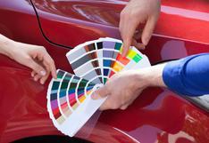 Pintura de auto: ¿Cuál es el color preferido por los conductores?